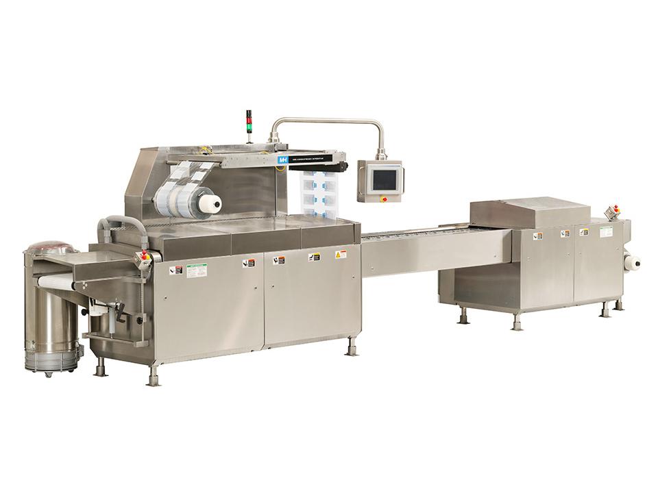 Horizontal Form Fill Seal Machine 8000 S Model Ossid