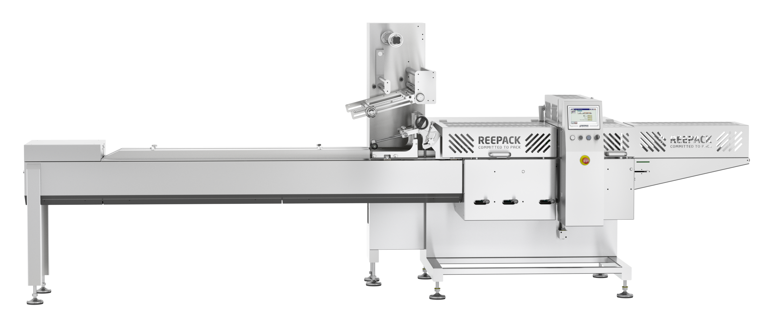 Flow Wrapping Equipment