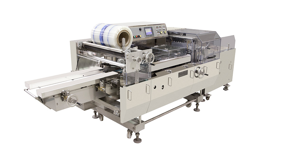 Tray Packaging Machine Overwrapper 500Im