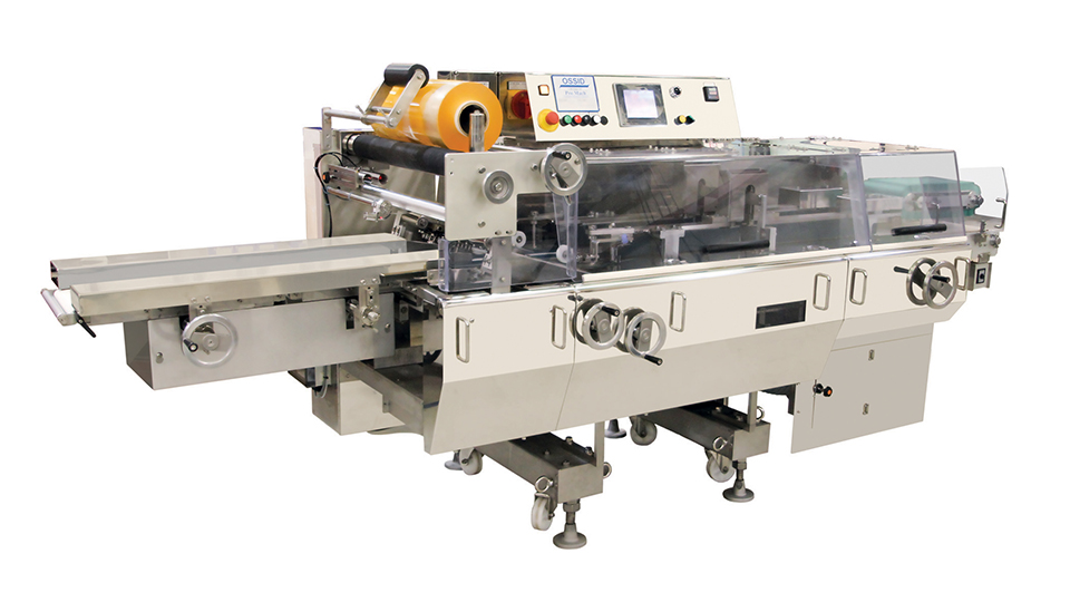 Tray Packaging Machine Overwrapper 500Si
