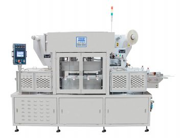 Tray Sealer Machinery Ots 32 Model