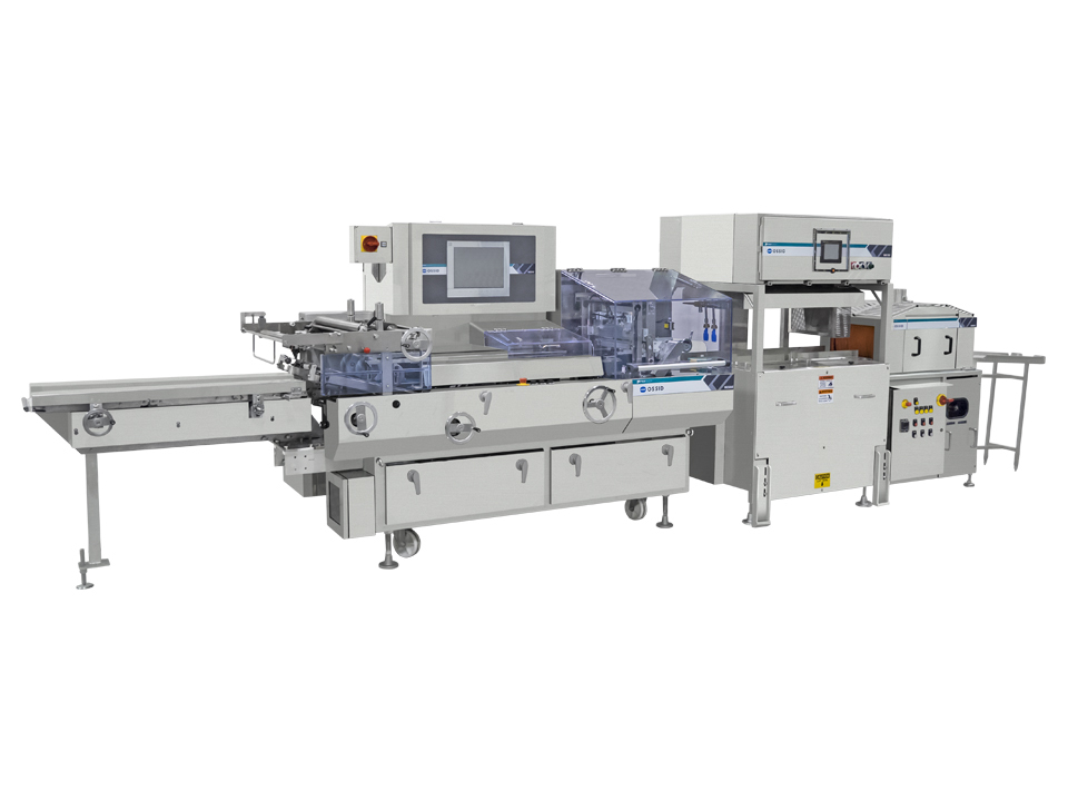Ossid 500E Packaging Equipment